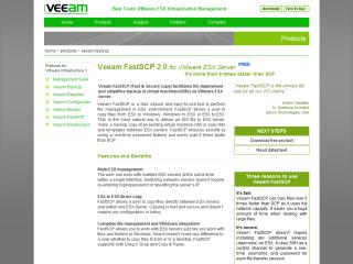 VMWare ESX – A Good Fast File Copy Utility and Replacement