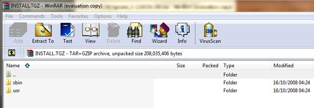 How to create a bootable VMware ESXi 3 5 & 4 0 (vSphere) USB pen drive