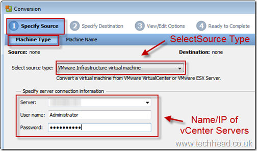 VMware ESX and ESXi - How to change HW level