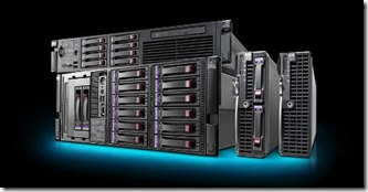 HP Announce Intel Xeon 5600 CPU update to their Proliant Server Range