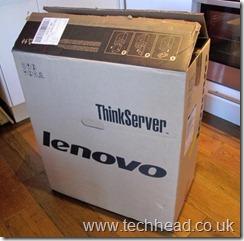 Lenovo TS200 Box