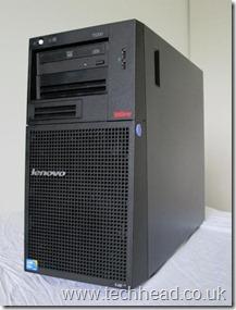 Lenovo TS200 Front