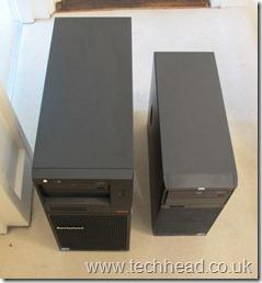 Lenovo TS200 & ML110 G6