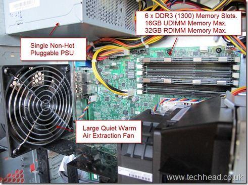 Lenovo TS200 Memory[6]