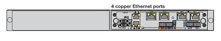 EMC Celerra Data Mover - 4 Copper