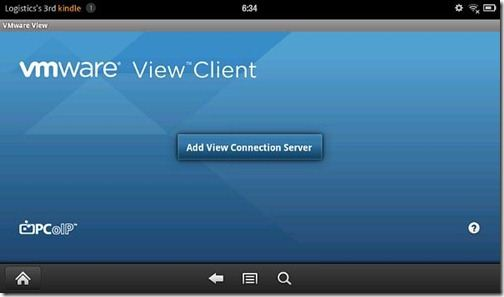 VMware View Client for Amazon Fire