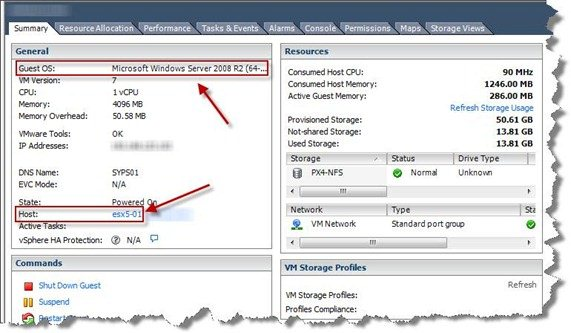 Will an x64 OS run on an HP Microserver running vSphere 5