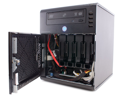 HP MicroServer