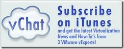 Subscribe to vChat on iTunes