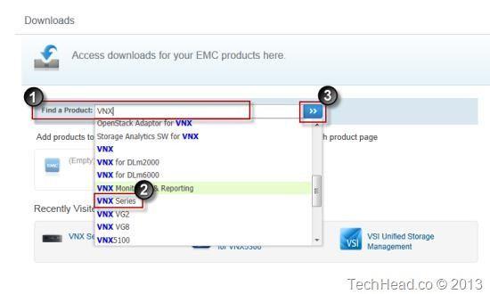 EMC VNX Simulator Download Guide