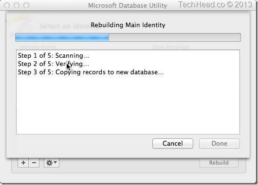 FIX] Outlook for Mac 2011 Won't Start