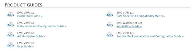 EMC Storage Simulators for your lab – Free!