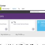 New Microsoft Evaluation Centre