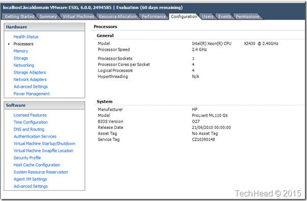 HP-ML110-G6-vSphere6-2