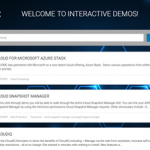 [Link] Dell EMC Interactive Demos